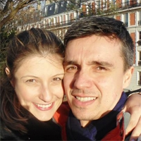 Fernanda e Cristiano - Cap. do Col. Academia, Juiz de Fora - MG
