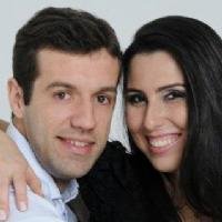 Liliana e Lucas - Igreja do Rosário, Juiz de Fora - MG