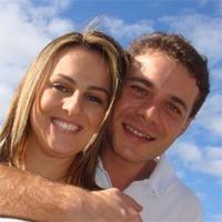 Paula e João Paulo - Igreja do Rosário, Juiz de Fora - MG